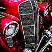 Classic Dodge Brothers Sedan Art Print