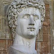 Classic Roman Noble Art Print