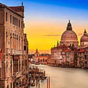 Classic Venice Art Print