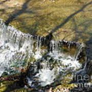 Clear Beautiful Water Series 2 Art Print