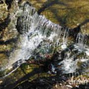 Clear Beautiful Water Series 3 Art Print