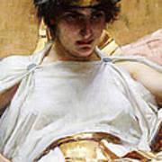 Cleopatra Art Print