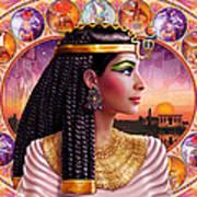 Cleopatra Variant 3 Art Print