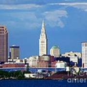 Cleveland Beauty Art Print
