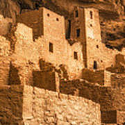 Cliff Palace Townhomes Art Print
