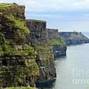 Cliffs Of Moher 7266 Art Print