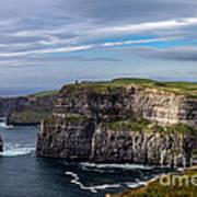 Cliffs Of Moher I Art Print