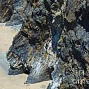Cliffs Of Pembrokeshire Art Print