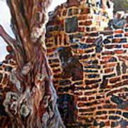 Clinker Wall Art Print