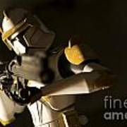 Clone Trooper 1 Art Print