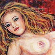 Close-up Of Naked Art Print