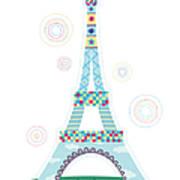 Close-up Of Tower Art Print