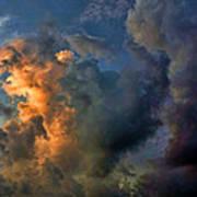 Cloud 20120130-34 2 Art Print