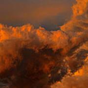 Cloud 20140529-13 Art Print