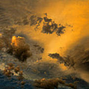 Cloud 20140710-22 Art Print