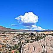 Cloud In Colorado Art Print
