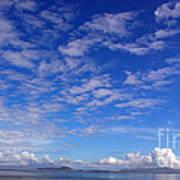 Cloud N Sky 3 Art Print