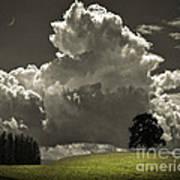 Cloud No.9 Art Print