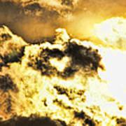 Cloud Of Love Art Print