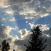 Cloud Shadows Art Print