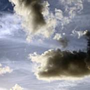 Clouds 1 Art Print