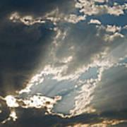 Clouds I Art Print