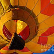 Clovis Hot Air Balloon Fest 3 Art Print