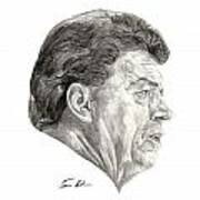 Coach Art Print by Tamir Barkan