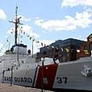 Coast Guard 37  Art Print