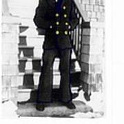 Coast Guard Sailor 1942 Art Print