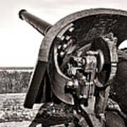 Coastal Artillery Art Print