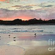 Coastal Beauty Art Print