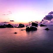Coastal Sunrise Art Print