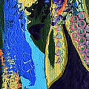 Coat Of Many Colors Art Print