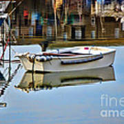 Cobb Reflections Art Print