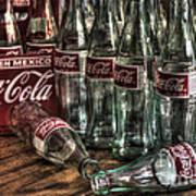 Coca Cola - Hecho En Mexico Art Print