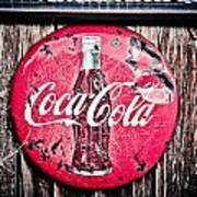 Coca Cola Art Print