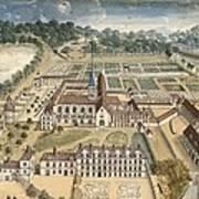 Cochin, Louise Madeleine 1686-1767. The Art Print