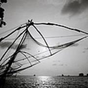 Dusk Over Cochin Art Print