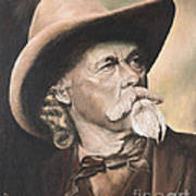 Cody - Western Gentleman Art Print