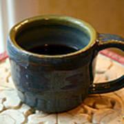 Coffee Connoisseur No.5 Art Print by Christine Belt