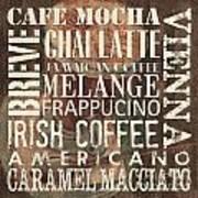 Coffee Of The Day 1 Art Print by Debbie DeWitt