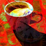 Coffee Time My Time 5d24472m12 Art Print