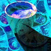 Coffee Time My Time 5d24472p168 Art Print