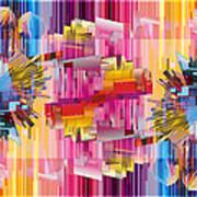 Cognitive Dissonance 4 Art Print