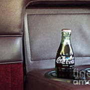 Coke To Go Art Print