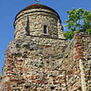 Colchester Castle Art Print