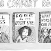 Cold Comfort Books Art Print