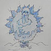 Cold Turkey Art Print