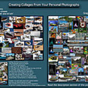 Collage Photography Services Art Print